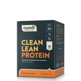 Clean Lean Protein | Sachet Box (10 x 25g)