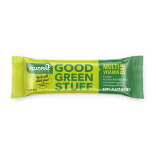 Good Green Stuff Bar | 40g