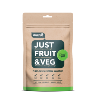 Just Fruit & Veg 250g Pouch