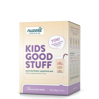 Kids Good Stuff Sachets Box