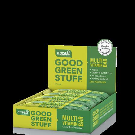 Good Green Stuff Bars (x12)