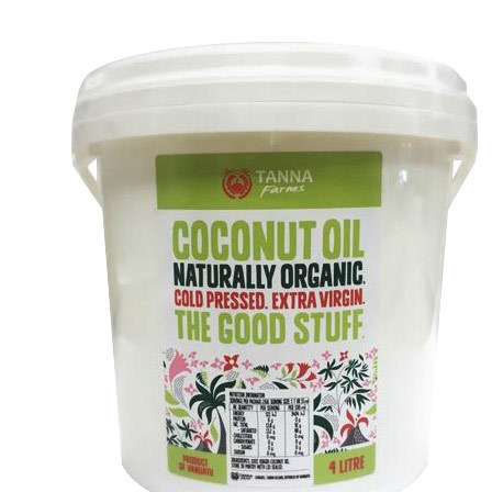 Tanna Farms Coconut Oil 4L