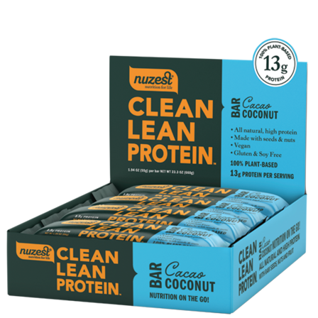 NEW Clean Lean Protein Bars! (x12)