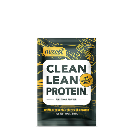 Clean Lean Protein Functional Flavours Single Sachet